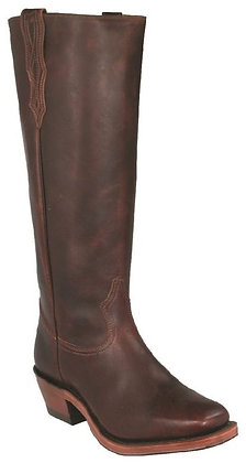Mens Boulet Shooter Vintage Square Toe Boots 4004