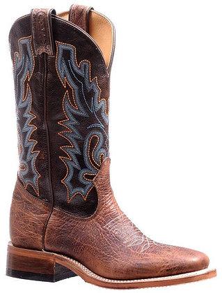 Ladies Boulet Wide Square Toe Cowboy Boot 7247