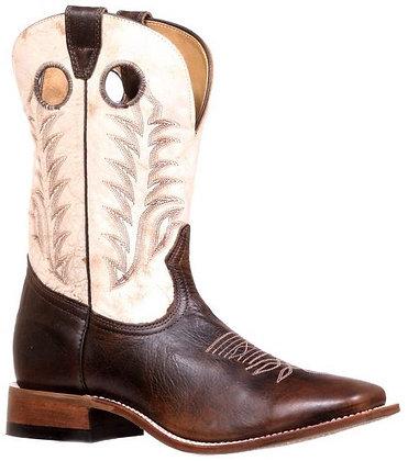 Men's Boulet Challenger Wide Square Toe Cowboy Boot 7755