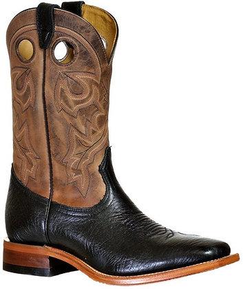 Men's Boulet Wide Square Toe Cowboy Boot 9340