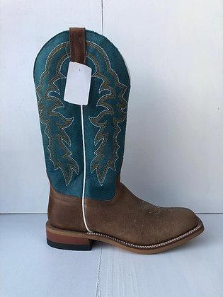 Mens HorsePower Pecan Cowboy Boots HP1836