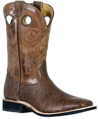 Men's Boulet Wide Square Toe Cowboy Boot 9353