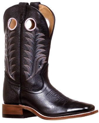 Ladies Boulet Challenger Wide Square Toe Boot 7744