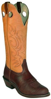 Mens Boulet Buckaroo Round Toe Boots 2042