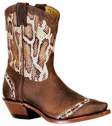 Ladies Boulet Snip Toe Cowboy Boot 9609