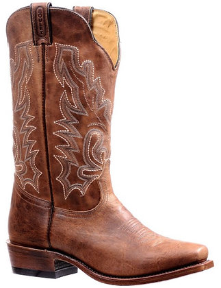 Men's Boulet Cutter Toe Cowboy Boot 7263