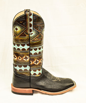 Ladies Anderson Bean Smooth Ostrich Cowgirl Boot 4799M