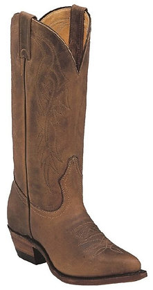 Ladie's Boulet Cowboy Toe Boots 8838