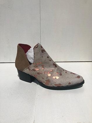 Ladies Alcala's Cowhide Ankle Boots NATM-01