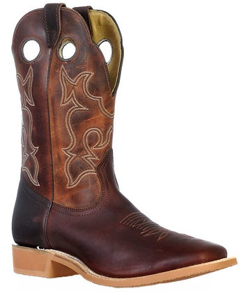 Men's Boulet Wide Square Toe Cowboy Boot 9349