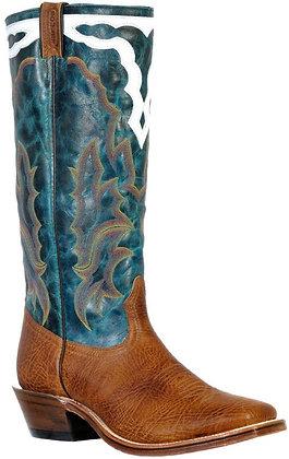 Men's Boulet Buckaroo Wide Square Toe Cowboy Boot 9370