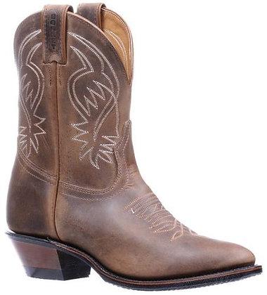 Ladies Boulet Medium Cowboy Toe Boot 5190