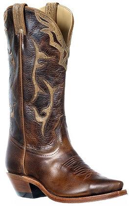 Ladies Boulet Snip Toe Cowboy Boot 9618