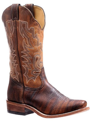 Men's Boulet Cutter Toe Cowboy Boot 7194