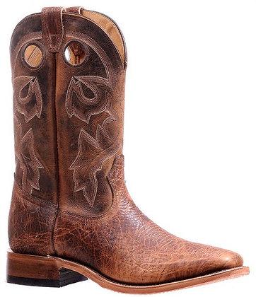 Men's Boulet Wide Square Toe Cowboy Boot 7238