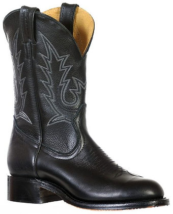 Ladies Boulet Round Toe Cowboy Boot 9379