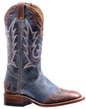 Ladies Boulet Medium Square Toe Cowgirl Boot 7256