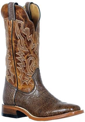 Ladies Boulet Wide Square Toe Cowboy Boot 9394