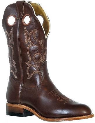 Men's Boulet Round Toe Cowboy Boot 9381
