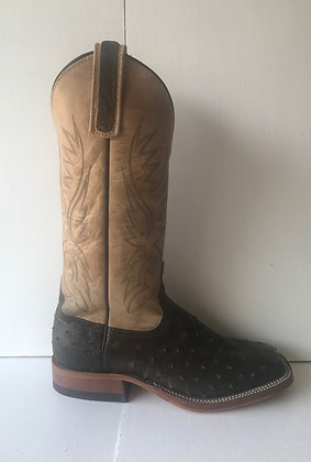 Men's Anderson Bean Ostrich Cowboy Boot 9749A