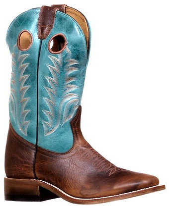 Ladies Boulet Challenger Wide Square Toe Boot 7745