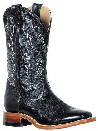 Ladies Boulet Wide Square Toe Cowboy Boot 9371