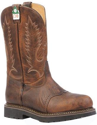 Men's Boulet Steel Toe Cowboy Boot 4374
