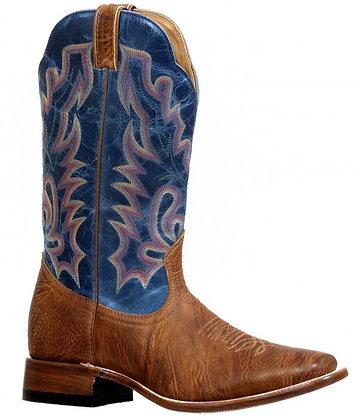 Men's Boulet Wide Square Toe Cowboy Boot 8258