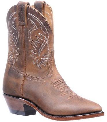 Ladies Boulet Medium Cowboy Toe Boot 5183