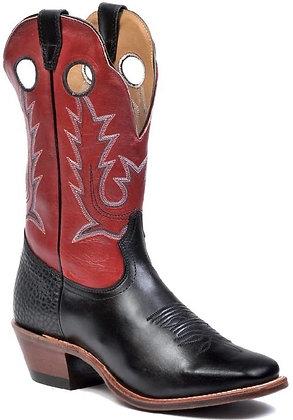 Mens Boulet Vintage Square Toe Boots 8169