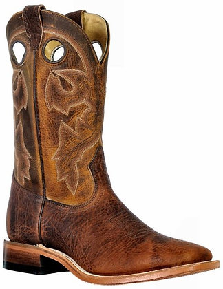 Men's Boulet Wide Square Toe Cowboy Boot 9345