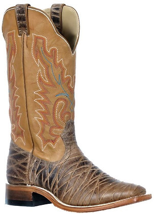 Ladies Boulet Wide Square Toe Cowboy Boots 9388