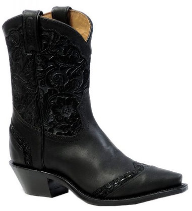 Ladies Boulet Snip Toe Cowgirl Boot 4636