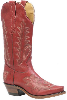 Ladies Boulet Snip Toe Cowgirl Boot 3636