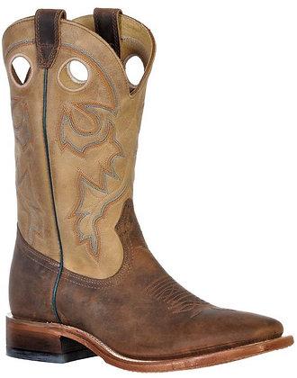 Men's Boulet Wide Square Toe Cowboy Boot 9319