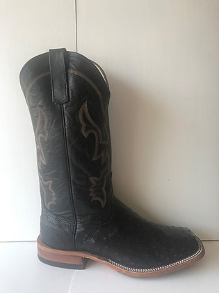 Men's Anderson Bean Ostrich Wide Square Toe Cowboy Boot 4804M
