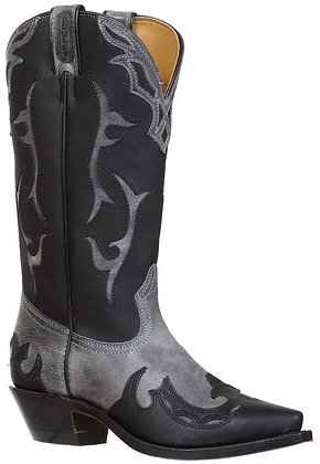 Ladies Boulet Snip Toe Cowgirl Boot 8617