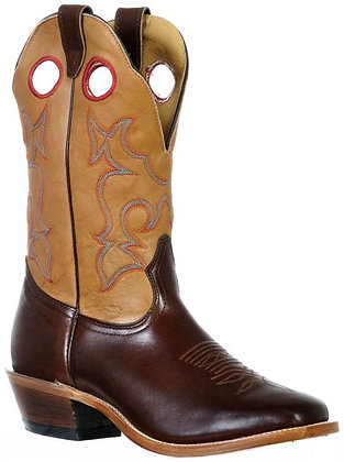 Men's Boulet Vintage Square Toe Cowboy Boot 9361
