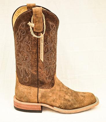 Ladies Anderson Bean Cognac Da Vinci Cowgirl Boots 323695