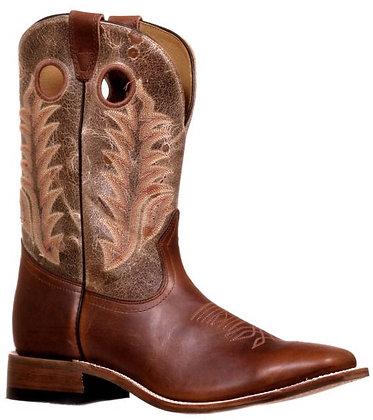 Men's Boulet Challenger Wide Square Toe Cowboy Boot 7722