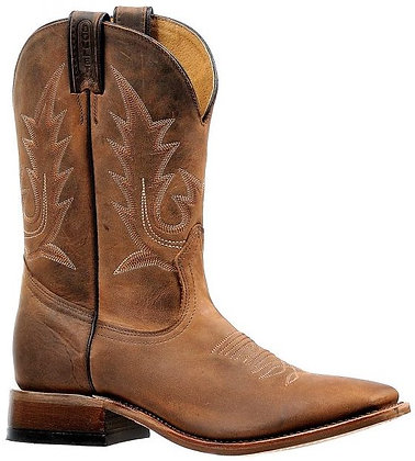 Men's Boulet Challenger Wide Square Toe Boot 6243