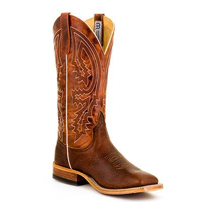 Men's Anderson Bean Bison Wide Square Toe Cowboy Boot S1105