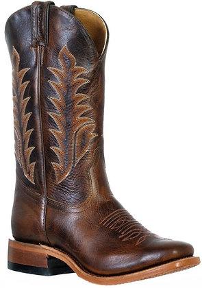 Ladies Boulet Vintage Square Toe Cowboy Boot 9365