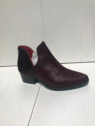 Ladies Alcala's Cowhide Ankle Boot NATC-01