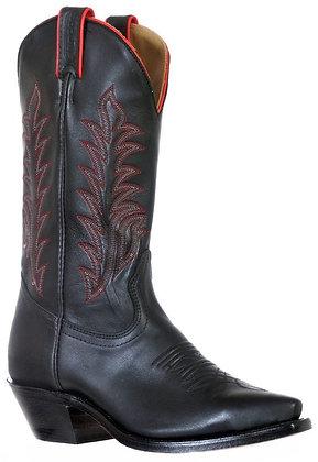Ladies Boulet Snip Toe Cowboy Boot 9602