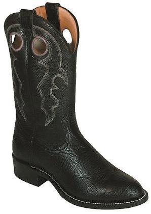 Mens Boulet Round Toe Super Roper Boots 0027