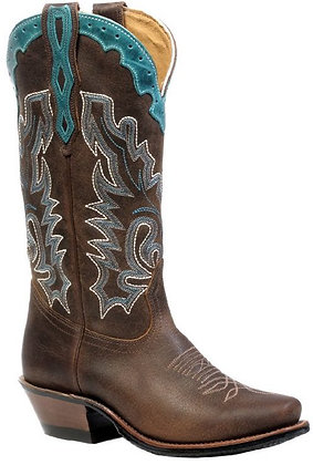 Ladies Boulet Cutter Toe Cowgirl Boot 4361