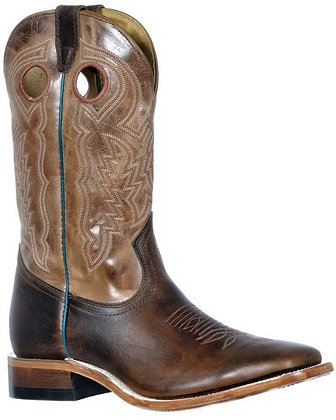 Men's Boulet Wide Square Toe Cowboy Boot 9367