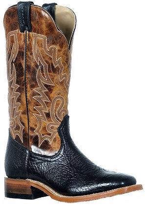 Ladies Boulet Wide Square Toe Cowboy Boots 9400