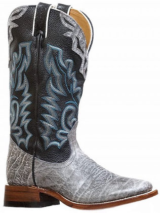 Ladies Boulet Wide Square Toe Cowboy Boot 8226